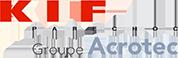 KIF PARECHOC Logo